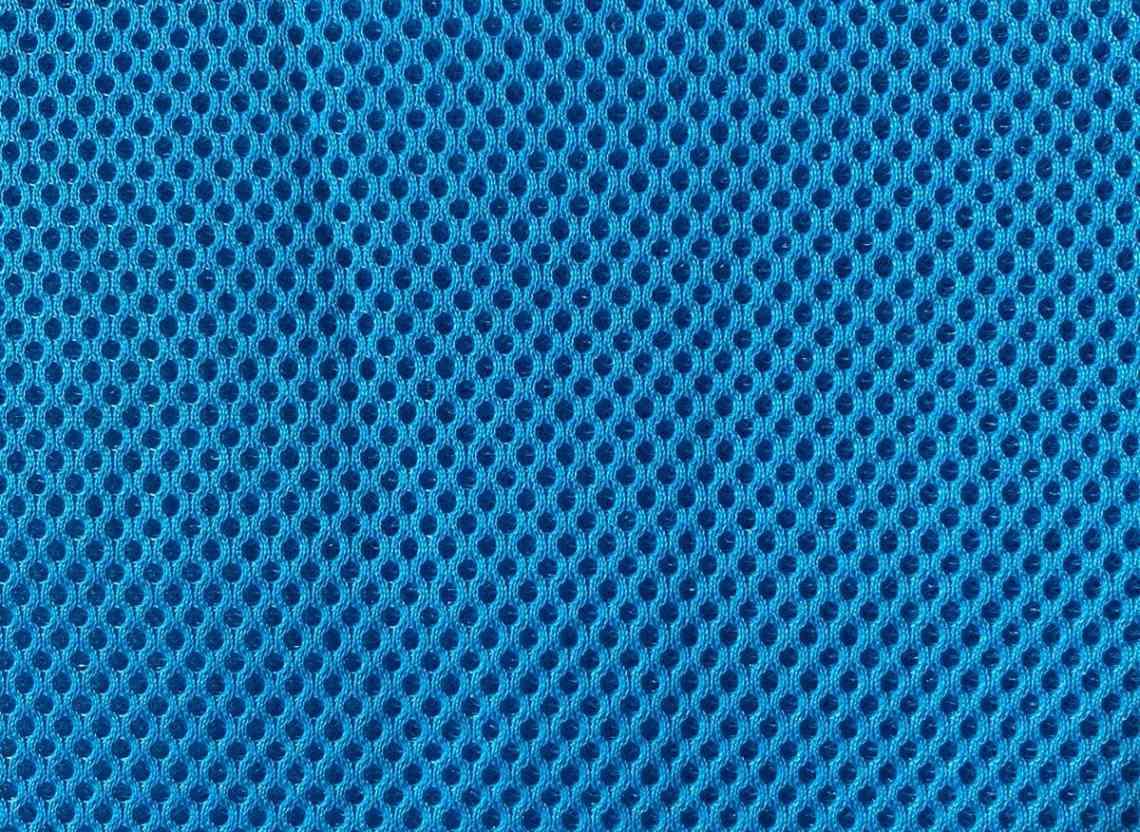 Rughoeskleur blauw
