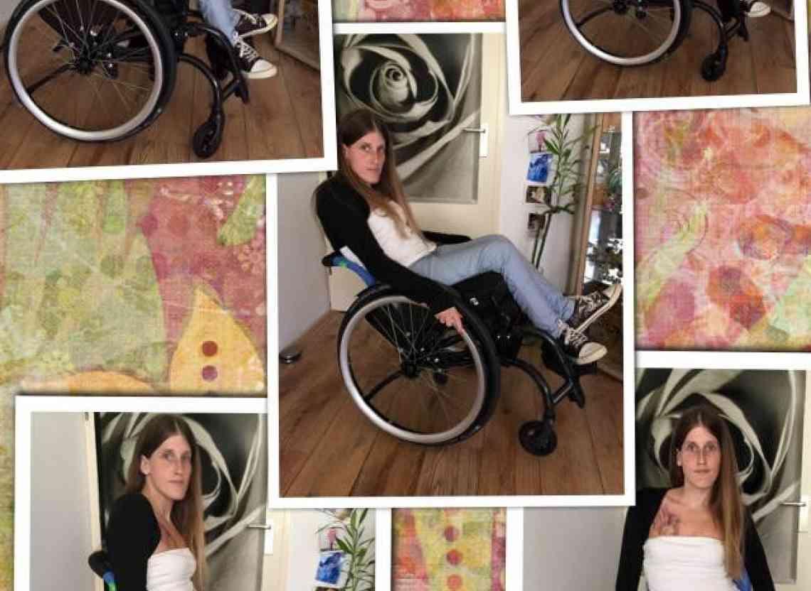 Melanie Stokhof is ontzettend blij met haar OlympicHopper met Actief Passief Module